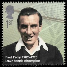 "GREAT BRITAIN 2692 - Fred Perry ""Lawn Tennis Player"" (pa57432)"