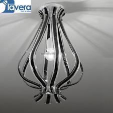 SOSPENSIONE LAMPADARIO DI MURANO ORIGINALE LAMPTER 2 PL8