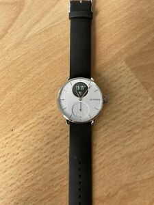 Withings ScanWatch 38mm Smartwatch - White