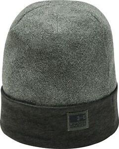 Under Armour ColdGear Infrared Fleece Beanie Hat - Green