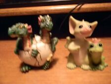 New ListingPocket Dragons - Your Prince is Here * 2000 & Two headed hatching dragon