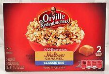 Orville Redenbacher 's Melt On Caramel Microwave Popcorn 11.57 oz Redenbacher