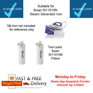 Swan *Genuine*Replacement Filter twin Pack for SI11010N ,Steam Generator Iron