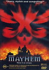 Mayhem - Horror / Thriller / Drama - NEW DVD