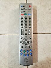 Westinghouse RMC-01 Original OEM TV Television Replacement Remote Control Tested