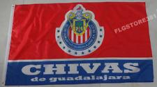 Chivas De Guadalajara Flag Banner 3x5ft Mexico Futbol Soccer Bandera Flag