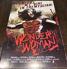 Wonder Woman #40 Movie Poster Variant - DC Comics - (300 Movie Homage Cover)