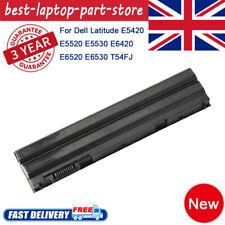 M5Y0X Battery for DELL Latitude E5420 E6520 E6430 E5520 E5530 T54FJ HCJWT TOP