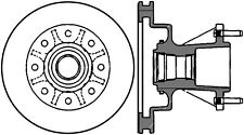 Disc Brake Rotor-RWD Front Centric 121.65074 fits 1999 Ford F-350 Super Duty