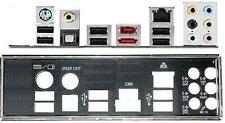 ATX pannello I/O Shield ASUS m3a79-t Deluxe #190 NUOVO OVP m3a32-mvp Deluxe m3a79t