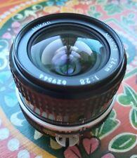 Nikon 24/2.8 Ai Lens