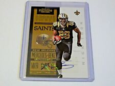 2012 PANINI CONTENDERS NICK TOON AUTOGRAPH ROOKIE CARD SAINTS
