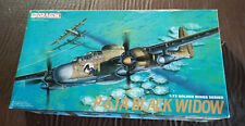 DRAGON 5016 - P61A BLACK WIDOW - 1/72 SCALE MODEL KIT