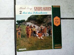 Unter Geiern (Karl May)  -Hörspiel Single von Phillips Folge 2