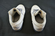 Air Jordan Retro Sneaker Nike White Blue 2011 Mens Size 10.5 1444 #24