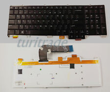 For Dell Alienware M17X R5 Backlit Keyboard laptop US 0M8MH8 PK130UJ1B00 USA