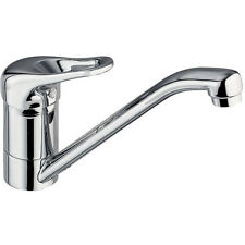 Deva Lace Mono Kitchen Sink Mixer Tap Chrome LACE171