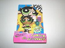 VTG Super Sounds Powerpuff Girls Talking Buttercup Doll w Accessories MIP 1999