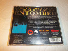 Entombed - Ultimate Surrealistic Adventure 1994 MINT CD RARE PC GAME