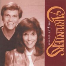 CARPENTERS CD THE SINGLES 1969-1981 Compilation 21 classic tracks
