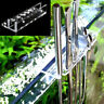 Aquatische wasserpflanze aquarium werkzeuge scheren pinzette acryl wartungWQ
