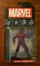 Marvel's Wonder Man Marvel Infinite Series Figure NEW SEALED RETIRED RARE