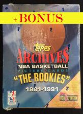 Michael Jordan Not Autographed Box Basketball Trading Cards
