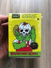 Japanese Bukimi Kun Series 2 Garbage Pail Kids Fan Set Full Set/Box GPK Gang