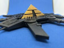 More details for apophis mothership goa'uld stargate ship model prop replica miniature sg1 sgc uk