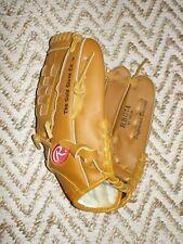 Nwot Rawlings Rbg74 12 Inch Derek Jeter Baseball Glove Lh Right Hand Thrower