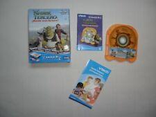 Vtech V-Smile Pro. V-Disc Shrek Tercero.