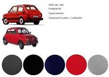 SFM001 Serie fodere in cotone per Fiat 500/126 beige no logo