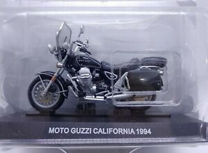 DE AGOSTINI CARABINIERI 1:24 Moto Guzzi California blister