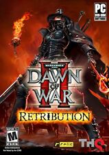 Warhammer 40,000 Dawn of War II 2 Retribution PC Video Game army sci-fi tactical