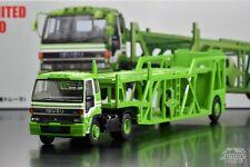 [TOMICA LIMITED VINTAGE NEO LV-N225a 1/64] ISUZU 810 TRACTOR &   CAR TRANSPORTER