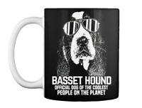 Basset Hound Official Dog Gift Coffee Mug