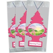 Little Trees Car Air Freshener 3-PACK (Morning Fresh)