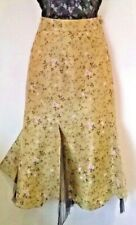 Vivienne Westwood rare Red Label gold brocade skirt Size IT 38  UK 8 BNWT