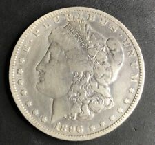 "USA 1896 Morgan Silver 1 One Dollar ""O"" Mint Coin"