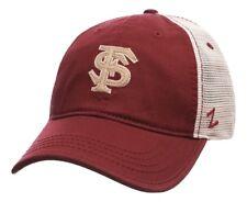 Zephyr Florida State Seminoles FSU Mesh Hat Adjustable Snapback Cap