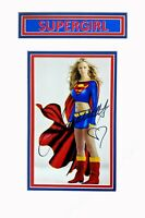 Laura Vandervoort authentic signed Supergirl autograph photo with COA