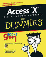 Access 2003 All-in-one Desk Reference for Dummies, Alan Simpson, Margaret Levine