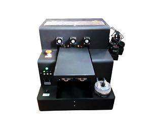 A4 UV Drucker FS-UV-DIN A4 mit Drehevorrichtung UV Printer