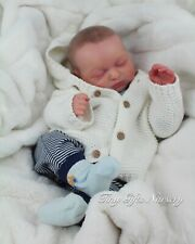 Reborn Baby Boy Realborn Baby Phineas By Tiny Gifts Nursery