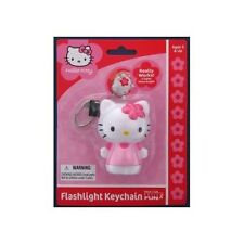 Hello Kitty Flashlight Keychain