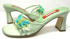 Unlisted Sandals Rock Star Pastel Lime Womens 6 M US