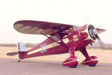 "Model Airplane Plans (Uc/Ff): Monocoupe 40"" 1¼"" Scale .09-.19 by Frank Ehling"
