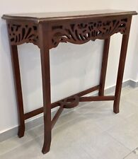 Pretty Edwardian Console Table