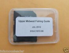 Garmin Upper Midwest Fishing Guide - microSD with Lake of the Woods & Rainy Lake