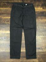 J.Crew Crosshatch Cotton Nora Pant Dark Brown City Fit 2 Women's Casual Pants